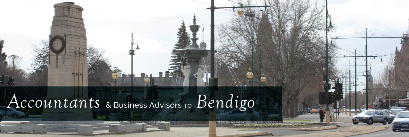 Bendigo banner